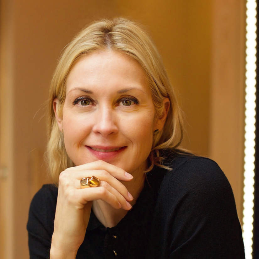 10 Questions with Kelly Rutherford