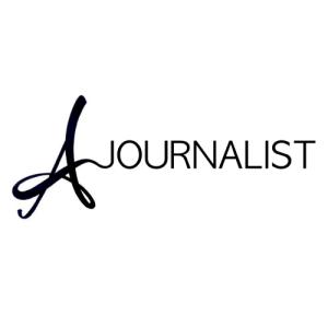 A JOURNALIST